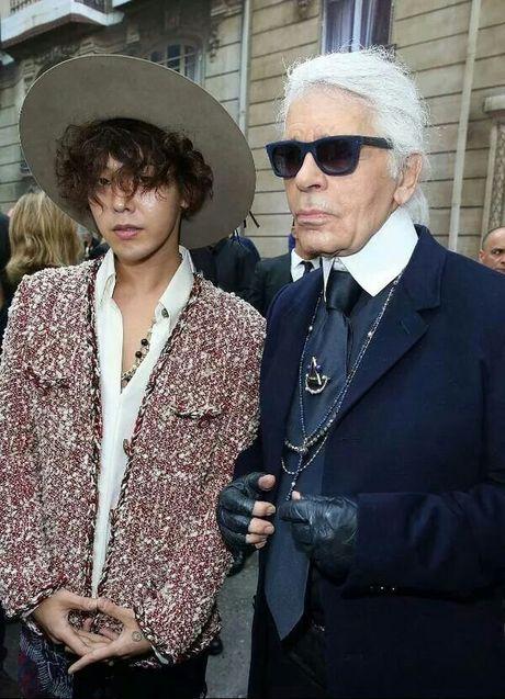 Dau phai tu nhien G-Dragon duoc lua chon la guong mat dai dien cua Chanel? - Anh 1