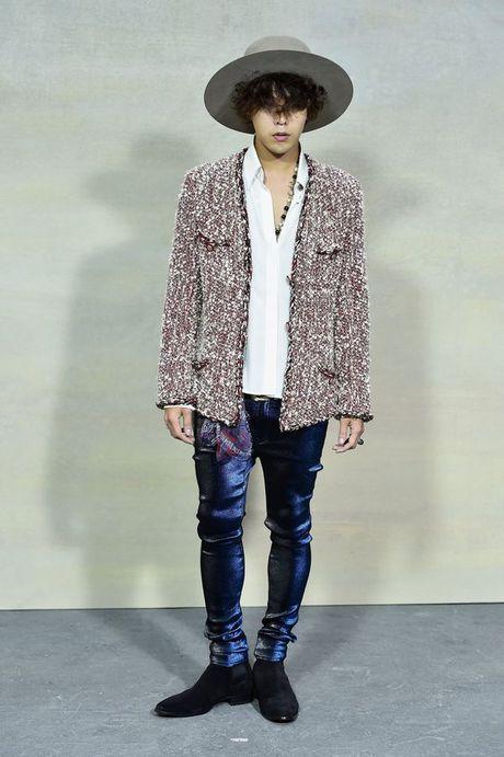 Dau phai tu nhien G-Dragon duoc lua chon la guong mat dai dien cua Chanel? - Anh 2