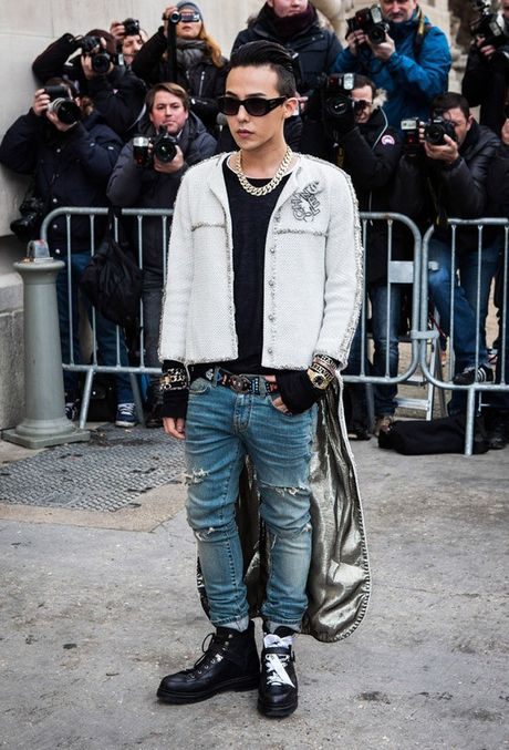 Dau phai tu nhien G-Dragon duoc lua chon la guong mat dai dien cua Chanel? - Anh 3