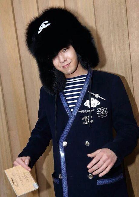 Dau phai tu nhien G-Dragon duoc lua chon la guong mat dai dien cua Chanel? - Anh 4