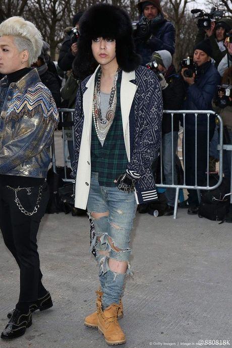 Dau phai tu nhien G-Dragon duoc lua chon la guong mat dai dien cua Chanel? - Anh 5