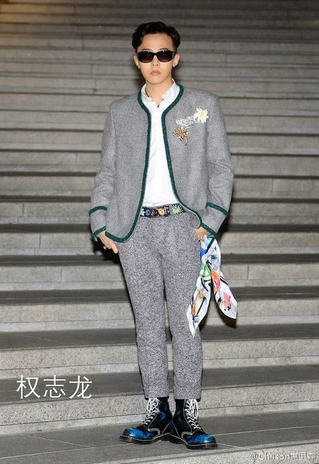Dau phai tu nhien G-Dragon duoc lua chon la guong mat dai dien cua Chanel? - Anh 6