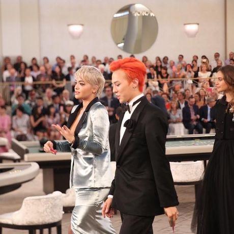 Dau phai tu nhien G-Dragon duoc lua chon la guong mat dai dien cua Chanel? - Anh 7