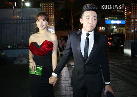 Lo thiep cuoi cua cap doi hot nhat showbiz Tran Thanh - Hari Won - Anh 1