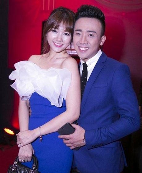 Lo thiep cuoi cua cap doi hot nhat showbiz Tran Thanh - Hari Won - Anh 4
