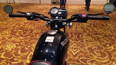 Xe do Suzuki GD110 o Sai Gon - Anh 10