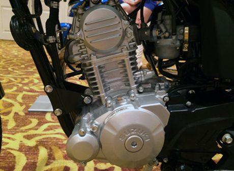 Xe do Suzuki GD110 o Sai Gon - Anh 6