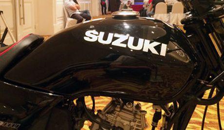 Xe do Suzuki GD110 o Sai Gon - Anh 7