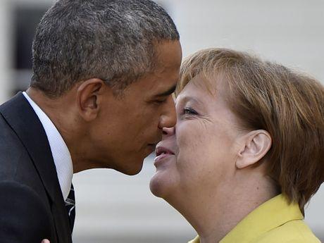 Ba Merkel chinh thuc tuyen bo tranh cu thu tuong Duc nhiem ky 4 - Anh 2