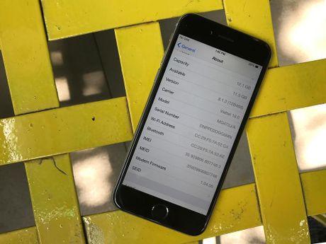 iPhone 6 khoa mang gia duoi 5 trieu dong 'tran' ve Viet Nam - Anh 1