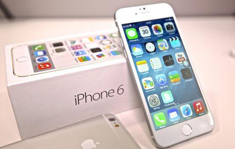 iPhone 6 khoa mang gia duoi 5 trieu dong 'tran' ve Viet Nam - Anh 2