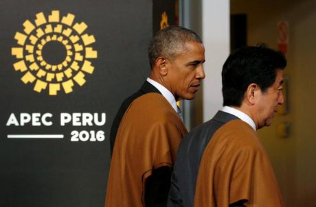 'Dong long' APEC: khong vi Trump ma xoa bo TPP - Anh 1