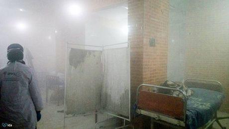 Aleppo: Noi kinh hoang ..vo vun - Anh 1