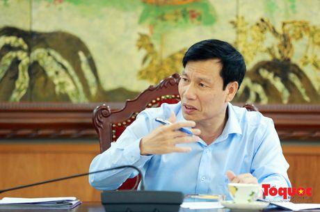 Bo truong Nguyen Ngoc Thien: Phai co giai phap de tao chuyen bien trong to chuc le hoi - Anh 1