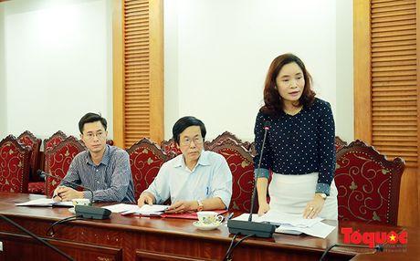 Bo truong Nguyen Ngoc Thien: Phai co giai phap de tao chuyen bien trong to chuc le hoi - Anh 2