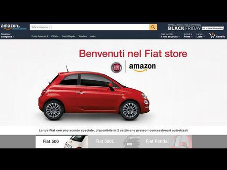 Amazon ban xe hoi qua mang - Anh 1