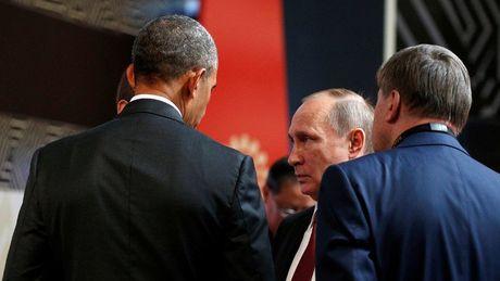 Obama - Putin gap go chong vanh tai APEC - Anh 1