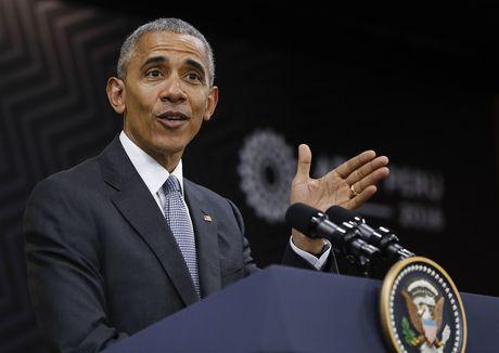 Tong thong Barack Obama noi loi tam biet voi the gioi - Anh 1