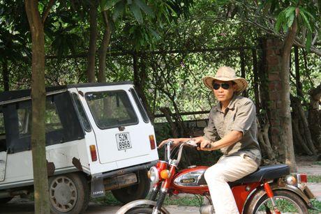 Den cu lao Phuoc Thien ngam xe co doc la - Anh 8