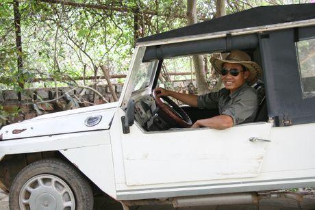 Den cu lao Phuoc Thien ngam xe co doc la - Anh 9