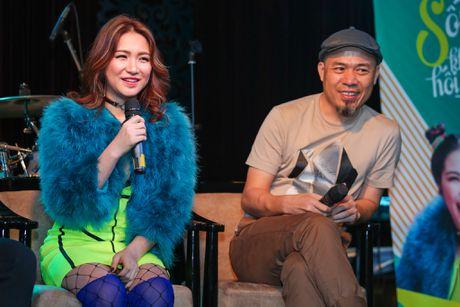 Hoa Minzy gian tiep thua nhan chia tay Cong Phuong - Anh 2