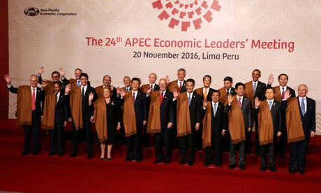 Viet Nam 'tao dong luc moi, vun dap tuong lai' voi APEC 2017 - Anh 1