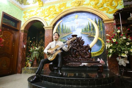 Nhung dieu khac biet trong biet thu 100 ty dong cua Ngoc Son - Anh 2