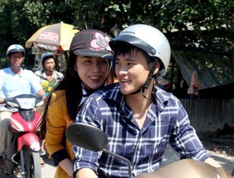 Chum anh tiet lo moi quan he doi thuc cua Thuy Tien - Cong Vinh - Anh 7