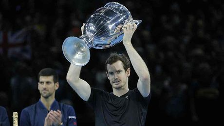Andy Murray ha guc Djokovic: Qua ngot chin muon - Anh 1