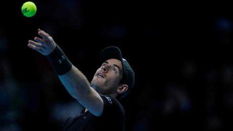 Andy Murray ha guc Djokovic: Qua ngot chin muon - Anh 2