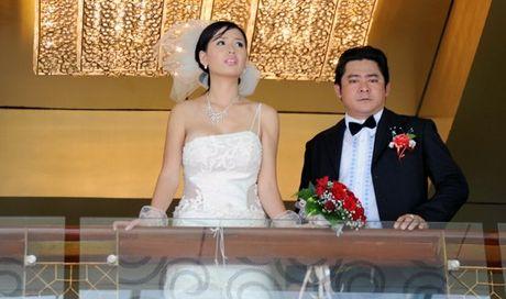 'Hoa hau Mai Phuong Thuy lay chong' - Anh 1