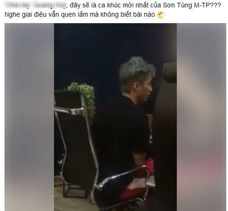 Moi tung ban demo, Son Tung MTP da bi to dao nhac? - Anh 2