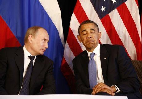 Obama-Putin gap nhau trong 4 phut, thao luan gi ve Syria? - Anh 1
