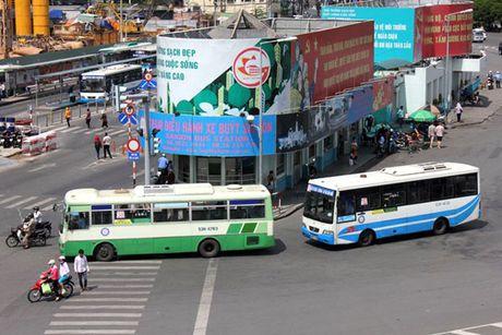 Lo trinh xe buyt TP.HCM: Dieu chinh tuyen 15 Phu Dinh di Dam Sen - Anh 1