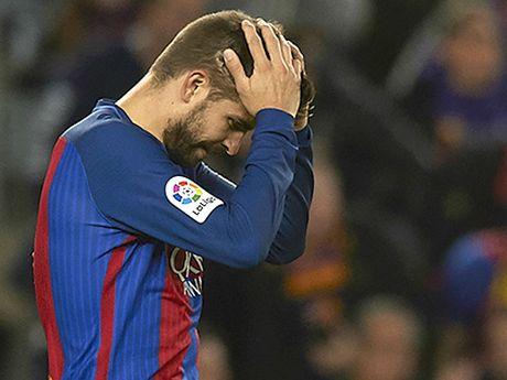 Barca hoa that vong voi Malaga: Khong Messi, Barca 'ngat tho' ngay - Anh 1