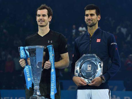 Tennis ngay 21/11: Djokovic khen ngoi cong lao cua... vo Murray. HLV tiet lo ly do Djokovic sa sut - Anh 3
