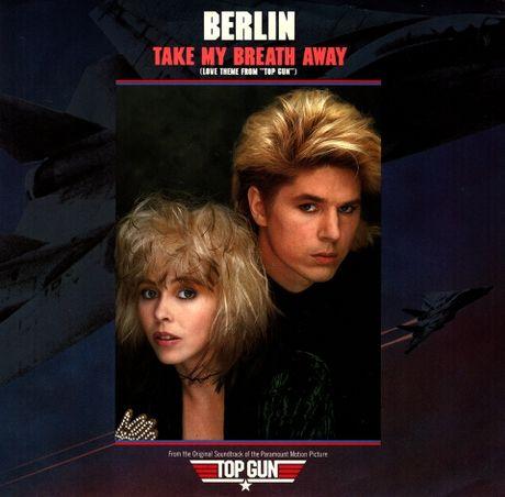 'Take my breath away' – bai hat lam sup do nhom Berlin - Anh 1