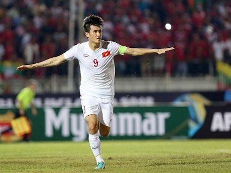 Le Cong Vinh va hanh trinh san bang thanh tich cua... Neymar - Anh 1