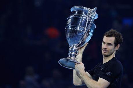 Vo dich ATP World Tour Finals, Murray giu vung ngoi so 1 - Anh 1
