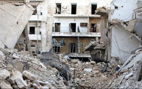 Syria bac de xuat ve khu tu tri tai Aleppo - Anh 1