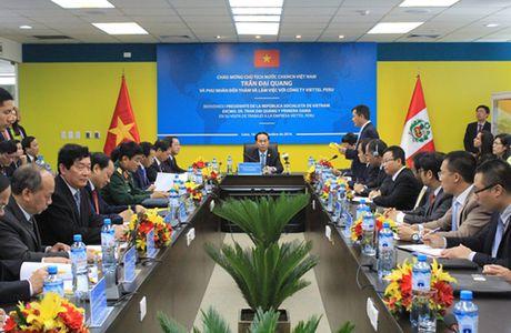 Toan canh Chu tich nuoc du Hoi nghi cap cao APEC 2016 tai Peru - Anh 6