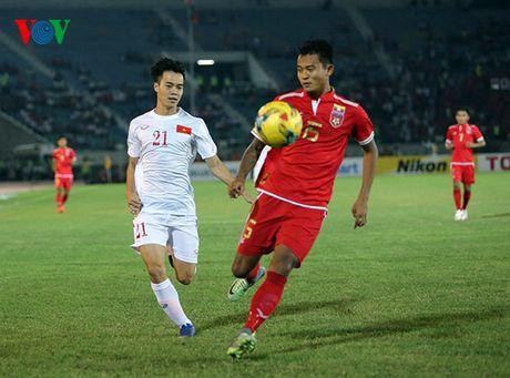 Cham diem Myanmar 1-2 Viet Nam: Cuu tinh Cong Vinh & diem tru hang thu - Anh 10