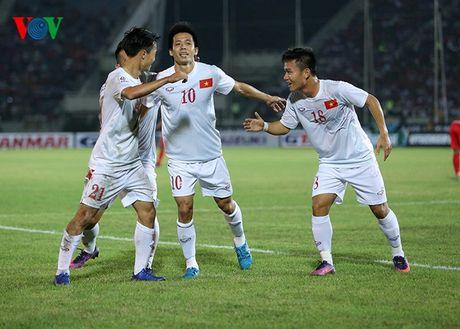Cham diem Myanmar 1-2 Viet Nam: Cuu tinh Cong Vinh & diem tru hang thu - Anh 9