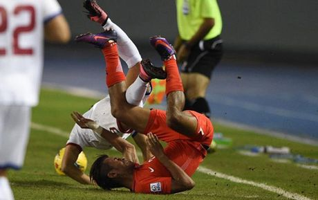 Nhung khoanh khac an tuong nhat cua AFF Cup 2016 luot tran 1 - Anh 6