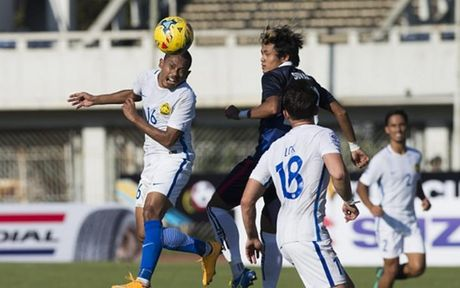 Nhung khoanh khac an tuong nhat cua AFF Cup 2016 luot tran 1 - Anh 7