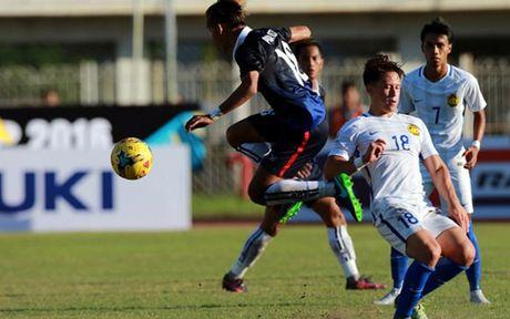 Nhung khoanh khac an tuong nhat cua AFF Cup 2016 luot tran 1 - Anh 8