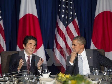 Tong thong Barack Obama khang dinh thoa thuan TPP se khong ket thuc - Anh 1