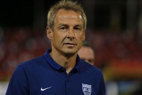 HLV Juergen Klinsmann bi sa thai sau tham bai cua doi tuyen My - Anh 1