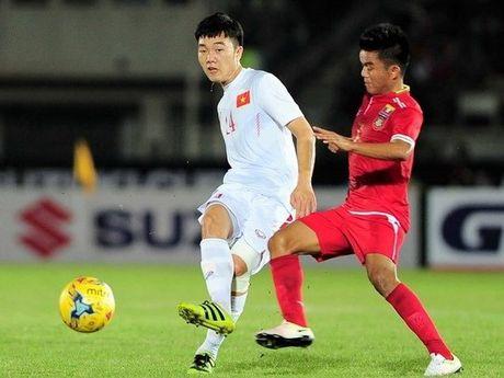 Cong Vinh, Xuan Truong gop mat doi hinh tieu bieu luot ra quan AFF Cup - Anh 2