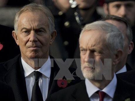 Ong Tony Blair lap to chuc 'Nuoc Anh Mo' chong chu nghia dan tuy - Anh 1